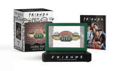 Friends: Central Perk Light-Up Sign (RP Minis) Cover Image