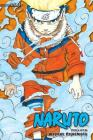Naruto (3-in-1 Edition), Vol. 1: Includes vols. 1, 2 & 3 Cover Image