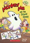 Monkey Me and the School Ghost: A Branches Book (Monkey Me #4) Cover Image