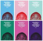 Pharrell: Places and Spaces I've Been Cover Image