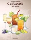 Livro para Colorir de Coquetels para Adultos Cover Image