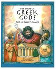 Greek Gods Pop-Up Board Games: Pop-Up Board Games Cover Image