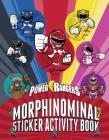 Morphinominal Sticker Activity Book Cover Image