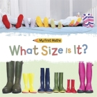 My First Maths: What Size Is It? Cover Image
