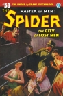 The Spider #53: The City of Lost Men Cover Image
