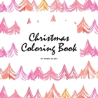 Christmas Color-By-Number Coloring Book for Children (8.5x8.5 Coloring Book / Activity Book) Cover Image