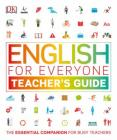 English for Everyone Teacher's Guide Cover Image