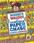 Where's Waldo? The Incredible Paper Chase Cover Image