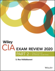 Wiley CIA Exam Review 2020, Part 2: Practice of Internal Auditing Cover Image