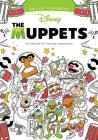 Art of Coloring: Muppets: 100 Images to Inspire Creativity Cover Image