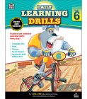 Daily Learning Drills, Grade 6 Cover Image