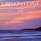 Oregon Coast Wall Calendar 2021 Cover Image