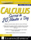 Calculus Success in 20 Minutes a Day Cover Image