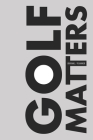 Golf Matters - Journal/Planner: Stylish undated calendar, planner and lined journal for golf fans Cover Image