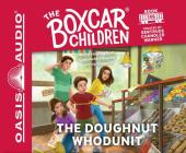 The Doughnut Whodunit (Library Edition) (The Boxcar Children Mysteries #146) Cover Image