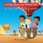 By Balloon to the Sahara (Board Book) Cover Image
