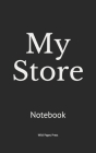 My Store: Notebook Cover Image