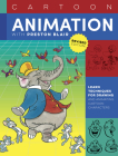 Cartoon Animation with Preston Blair, Revised Edition!: Learn techniques for drawing and animating cartoon characters (Collector's Series) Cover Image