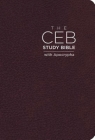Study Bible-Ceb Cover Image