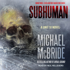 Subhuman (Unit 51 #1) Cover Image