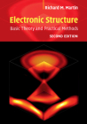 Electronic Structure: Basic Theory and Practical Methods Cover Image