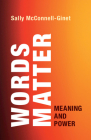 Words Matter: Meaning and Power Cover Image