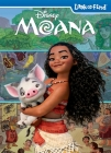 Disney Moana (Look and Find) Cover Image