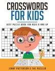 Crosswords for Kids: Best Puzzle Book for Ages 8 and Up Cover Image