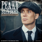 Peaky Blinders 2021 Wall Calendar Cover Image
