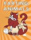 Farting Animals: Coloring Book for Adult Animal Lovers of Farting Animals to Color (8.5 x 11) Inches Cover Image