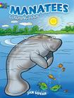Manatees Coloring Book (Dover Coloring Books) Cover Image