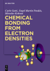 Chemical Bonding from Electron Densities Cover Image