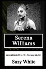 Serena Williams Mindfulness Coloring Book Cover Image