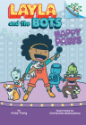 Happy Paws: A Branches Book (Layla and the Bots #1) Cover Image
