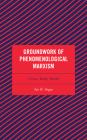Groundwork of Phenomenological Marxism: Crisis, Body, World Cover Image