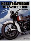 Harley-Davidson Data Book Revised 1903-1939 Cover Image