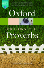 Oxford Dictionary of Proverbs (Oxford Quick Reference) Cover Image