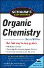 Schaum's Easy Outline of Organic Chemistry, Second Edition (Schaum's Easy Outlines) Cover Image
