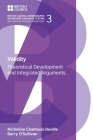 Validity: Theoretical Development and Integrated Arguments (British Council Monographs on Modern Language Testing) Cover Image