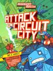 Attack on Circuit City (Statistics) (Mission Math) Cover Image