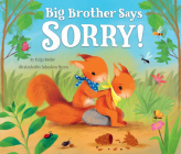 Big Brother Says Sorry (Clever Family Stories) Cover Image