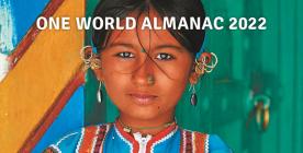 One World Almanac 2022 Cover Image