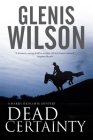 Dead Certainty: A Contemporary Horse Racing Mystery (Harry Radcliffe Mystery #1) Cover Image
