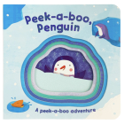 Peek-A-Boo Penguin (Peek-A-Boo Books) Cover Image