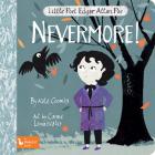 Little Poet Edgar Allan Poe: Nevermore! Cover Image