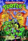 Teenage Mutant Ninja Turtles Adventures Volume 5 (TMNT Adventures #5) Cover Image