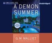 A Demon Summer: A Max Tudor Mystery Cover Image