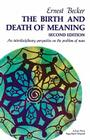 Birth and Death of Meaning Cover Image