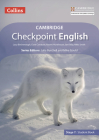Cambridge Checkpoint English — Cambridge Checkpoint English Student Book 1 Cover Image