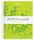 HCPCS 2021 Level II Professional Edition Cover Image